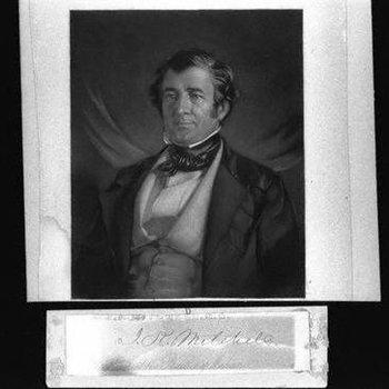 John Kearsley Mitchell (portrait), ca. 1841-1858
