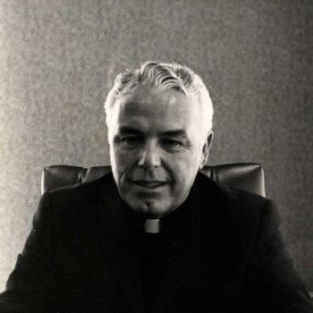 Reverend Gerard Fagan, S.J. (1970-1971)