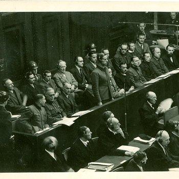 Photo 1914 - Medical Case Defendants