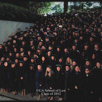 UGA School of Law, Class of 2012