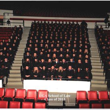 UGA School of Law, Class of 2013