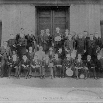 Law Department University of Georgia, Class of 1889