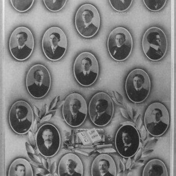 Law Department University of Georgia, Class of 1904
