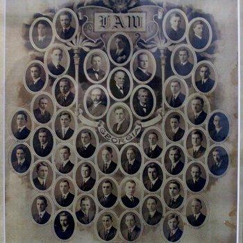 Law Department University of Georgia, Class of 1915