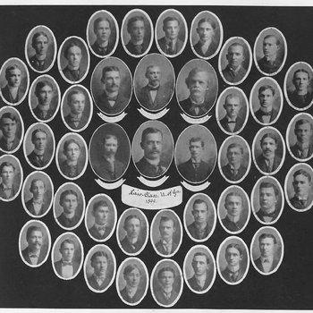 Law Department University of Georgia, Class of 1899