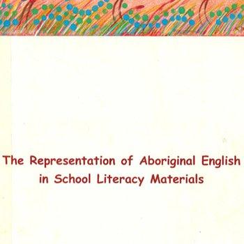 The representation of Aboriginal English in school literacy materials