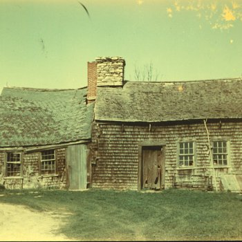 Waite Potter House 100: Just Before it Collapsed