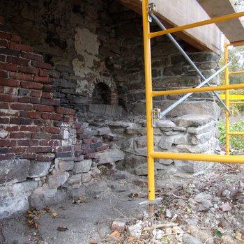 Waite Potter House 350: Chimney and Firebox Restoration