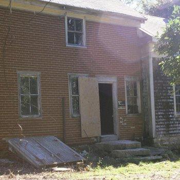 Cory House 011: Back View