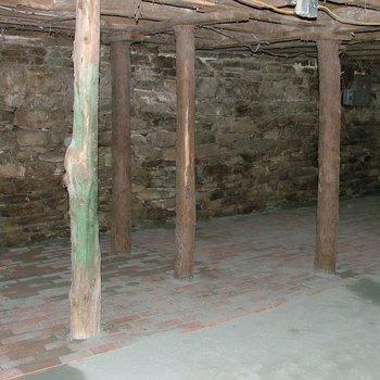Cory House 042: Brick Floor