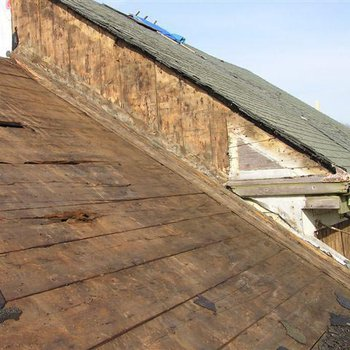 Cory House 044: Wooden Flashing