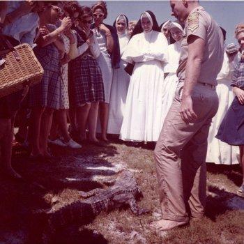 Marymount College - Nuns and Alligators