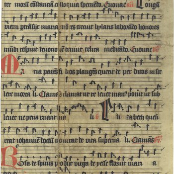 Biblical Heritage Gallery: Sing to the Lord a New Song