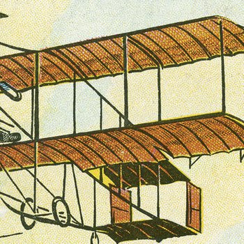 Charles Lewis French Aviation Postcards