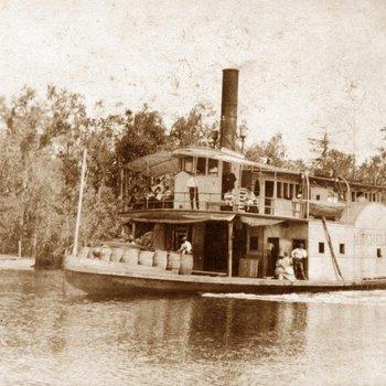 Steamboat - Mitchelle C.