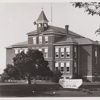 Historical Images of Cedarville University