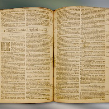 Biblical Heritage Gallery: Born Out of Persecution
