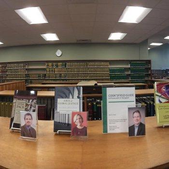 Faculty Books Exhibit