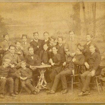 Prep School Photograph