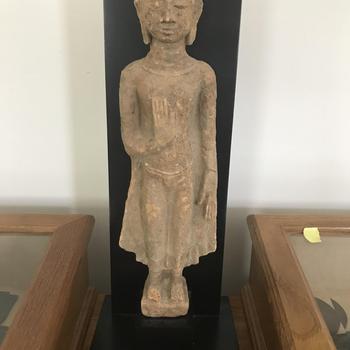 Thai Terra Cotta Buddha
