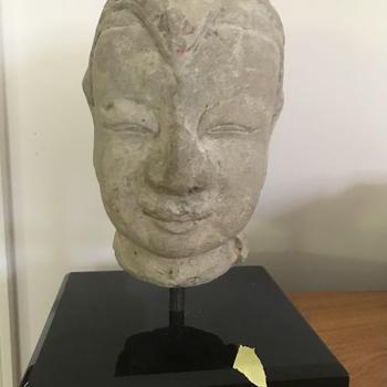 Sung Dynasty Stone Head