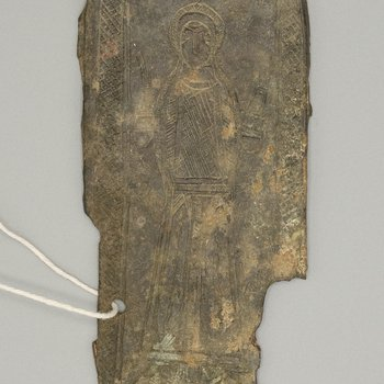 Icon of an Unnamed Saint