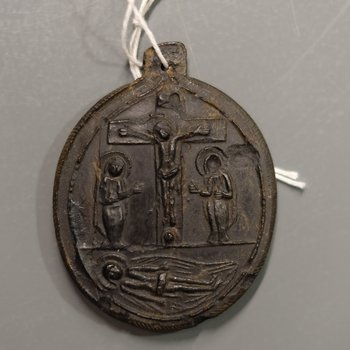 Two-sided Medallion