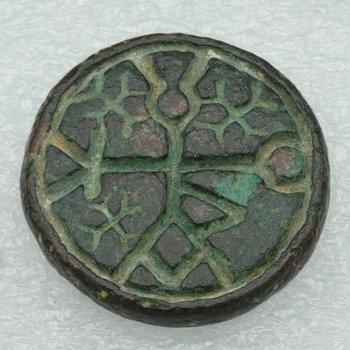 Seal with Greek Monogram