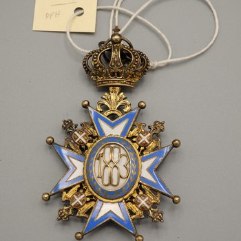 Serbian Badge of the Order of St. Sava, 3rd class
