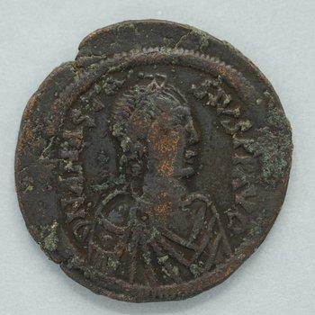 Follis of Anastasius I