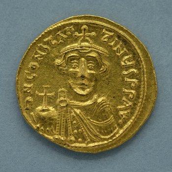 Solidus of Constans II