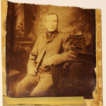 Photograph Portrait of a Man