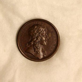 Louis XIII Bronze Commemorative Medal