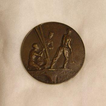 Sommet de le Tour Eiffel Souvenir Medal