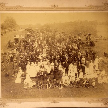 Large Group Photograph