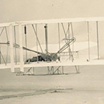 Wright Brothers at Kitty Hawk & Kill Devils Hills