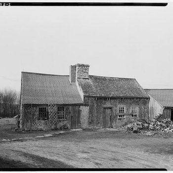 Waite Potter House 010: General View from the Southwest