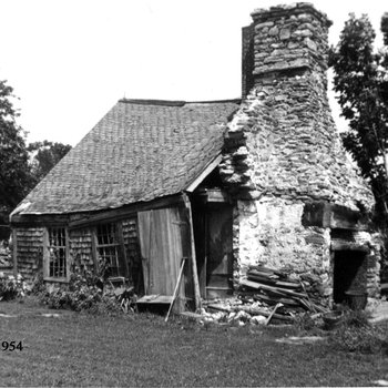 Waite Potter House 090: After the 1954 Hurricane