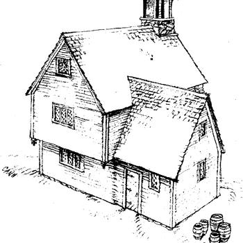 Mott House 001: Drawing of Jacob I Phase