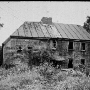 Mott House 100: Exterior view