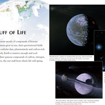 Panel 05: Star Stuff Of Life