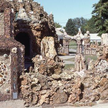 Brother Joseph: Ave Maria Grotto 2
