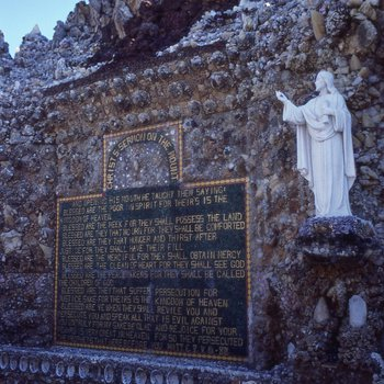 Father Paul Dobberstein: The Shrine of the Grotto of Redemption Image 2