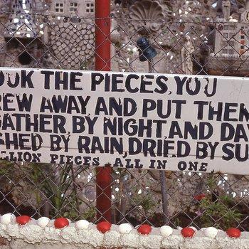 Rev. Howard Finster: Paradise Garden Image 4