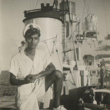 Ordinance Artificer W.R. Srinivasan