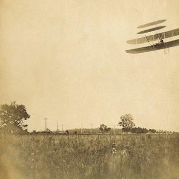 Flight 46 of the Wright 1905 Flyer