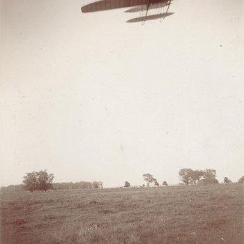 Flight 46 of the Wright 1905 Flyer 2